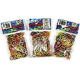 Mega Lot! 1800 ct Original Rainbow Loom Mixed Bands