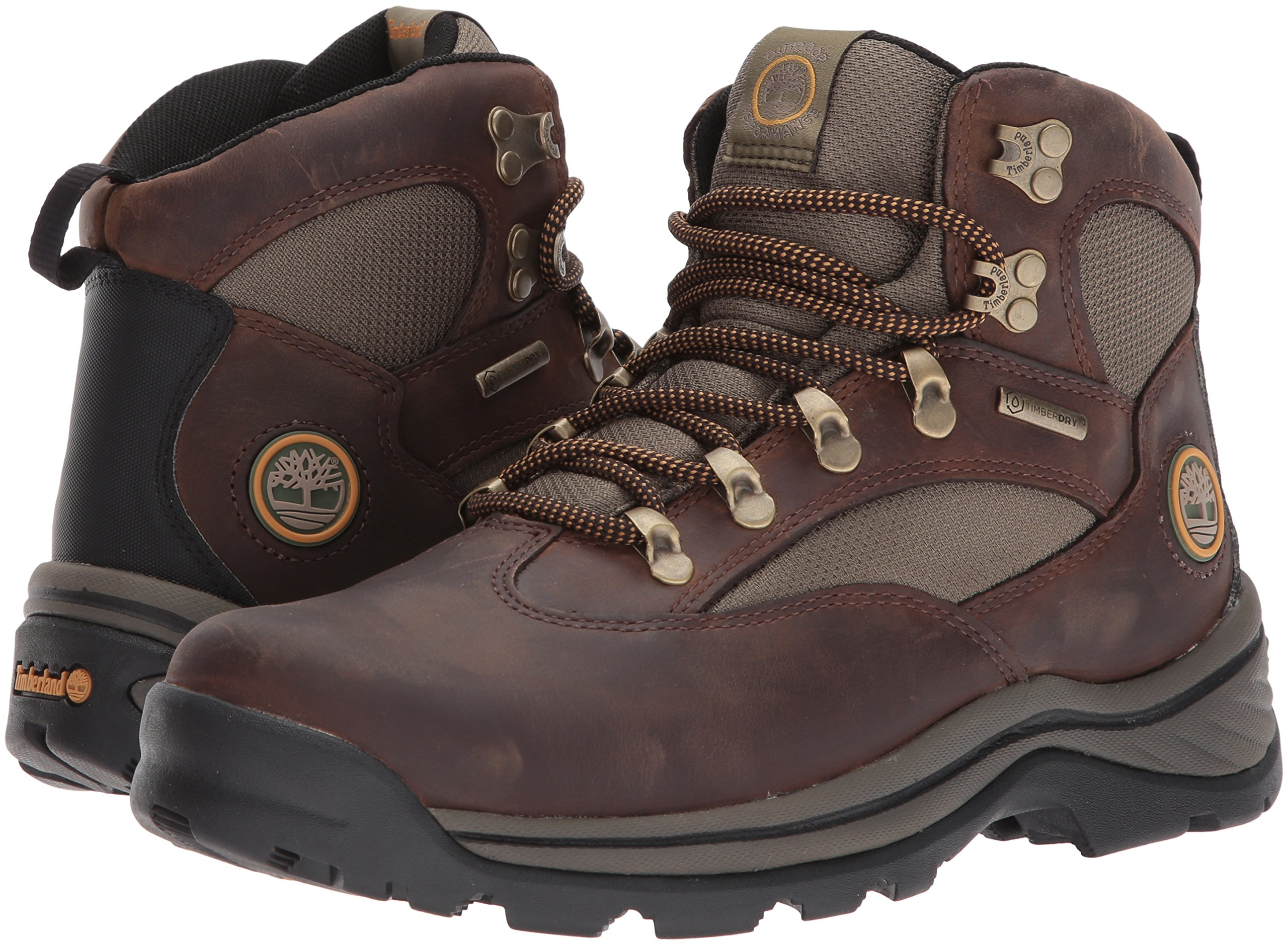 5d24db32a6b Timberland Men's Chocorua Trail Mid Hiking Boot