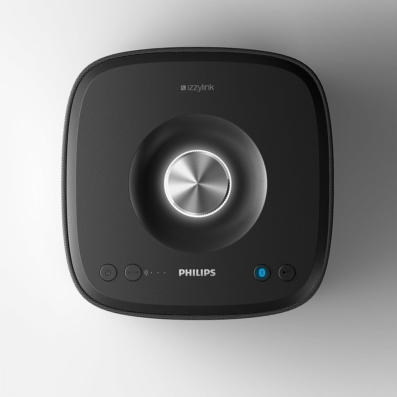 Philips Multiroom lautsprecher Bm5b negro Bluetooth Izzy