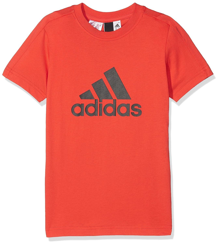 adidas Boys' Logo T-Shirt adidas Boys' Logo T-Shirt ADIEY|#adidas