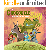 The Crocodile Who Swallowed The Sun: (Growth Mindset For Kids)