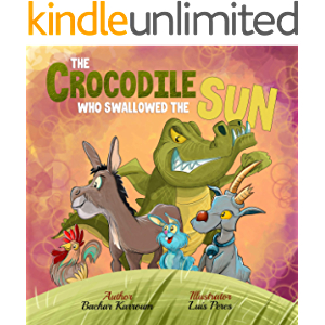 The Crocodile Who Swallowed The Sun