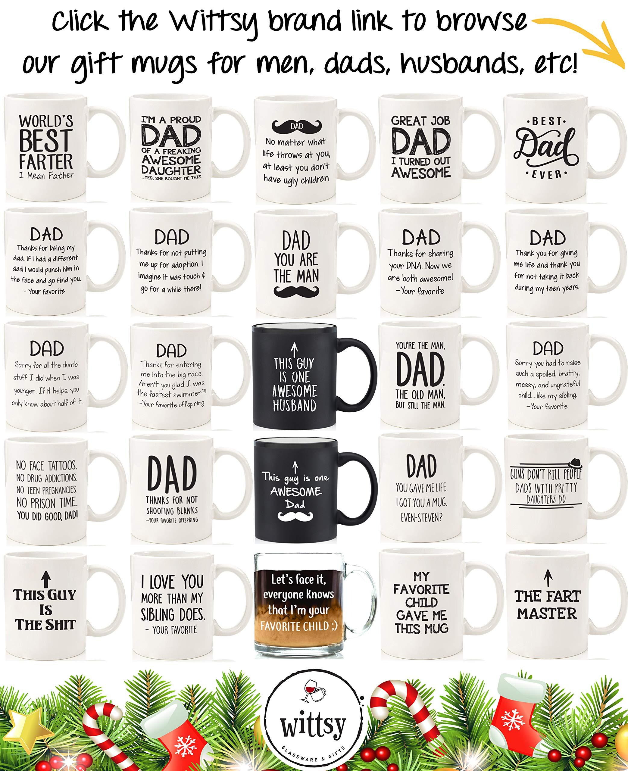 Great Job Mom Funny Coffee Mug - Best Christmas Gifts For Mom, Women ...