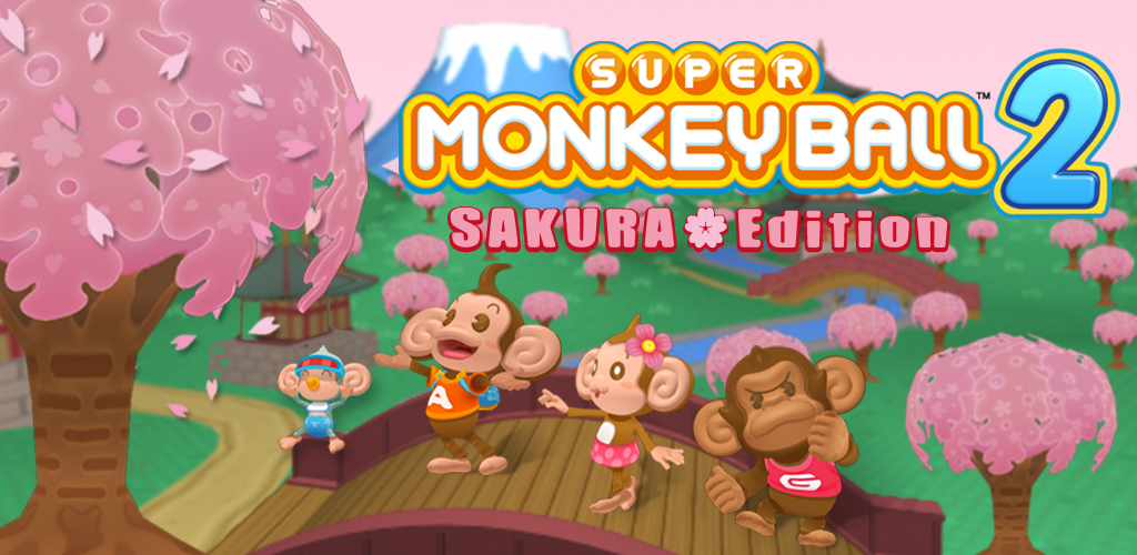 Super Monkey Ball 2: Sakura Edition Now Available for Android