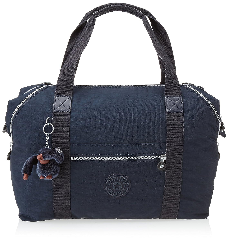 4f4a864fc6 Kipling - ART M - Medium Travel Tote - True Blue - (Blue): Amazon.co.uk:  Luggage