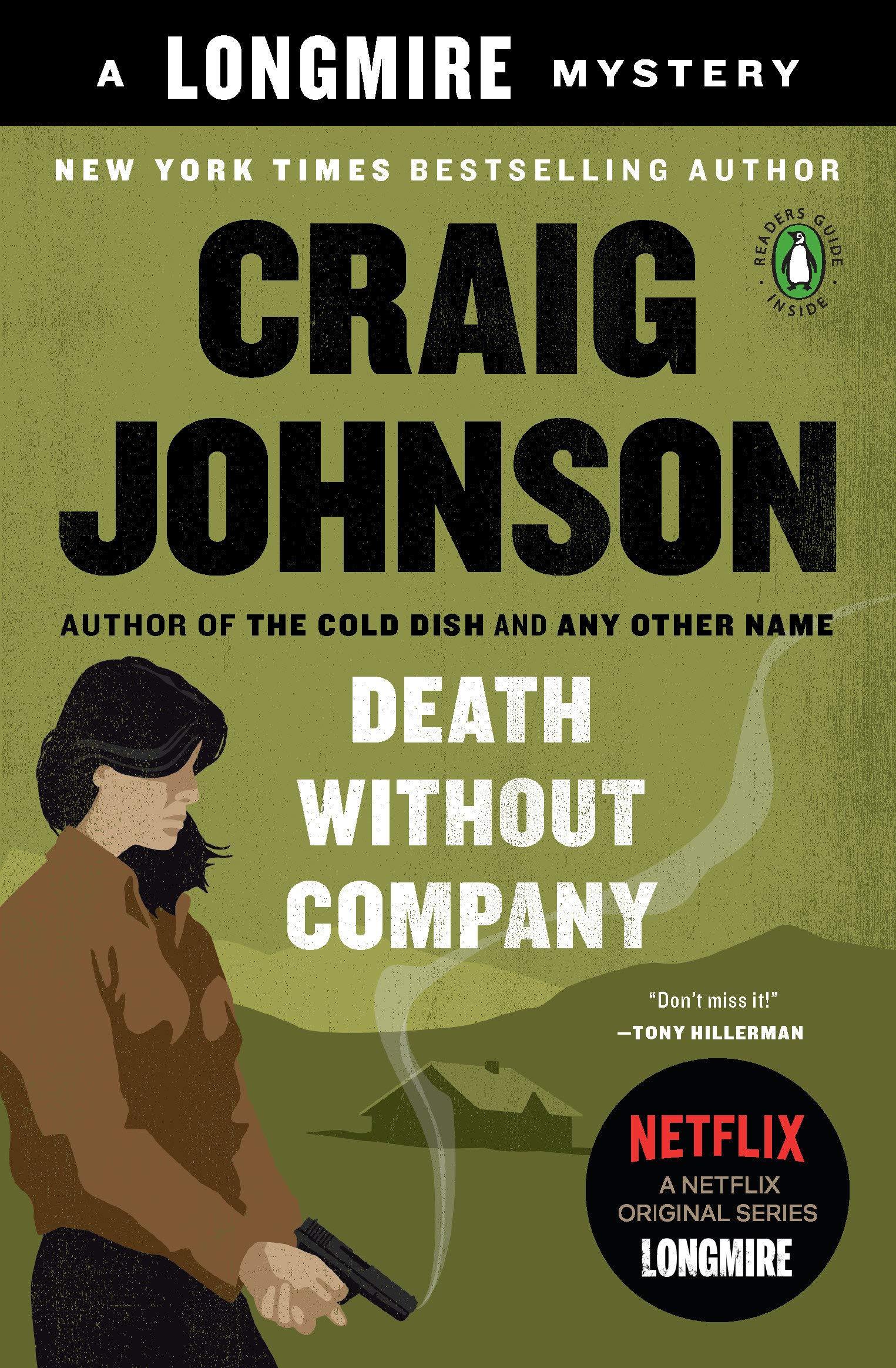 3de487aa6e0 Amazon.fr - Death Without Company  A Longmire Mystery - Craig ...