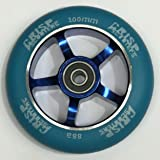 Crisp 5 Spoke 100mm Scooter Wheel - Various Colours