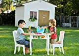 Teamson Kids -Windsor Round Table - White