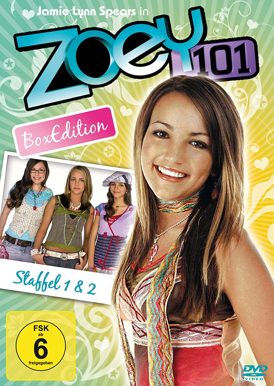 zoey 101 season 1 u0026 2 box edition amazon co uk dvd u0026 blu ray