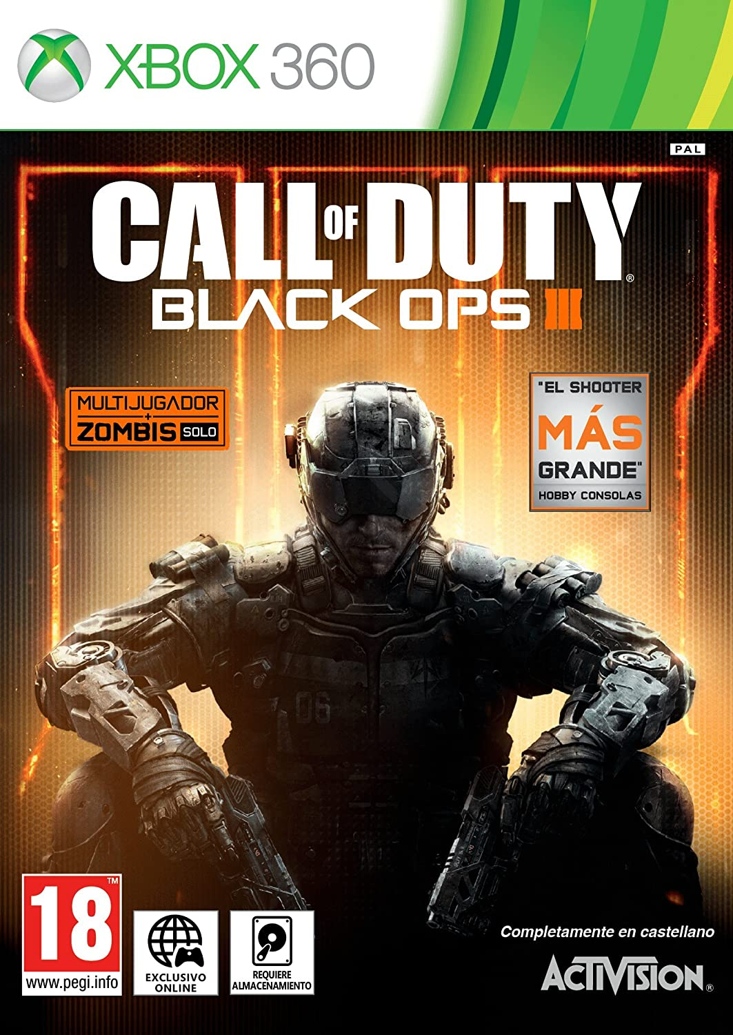 Call of Duty: Black Ops 3: Amazon.es: Videojuegos