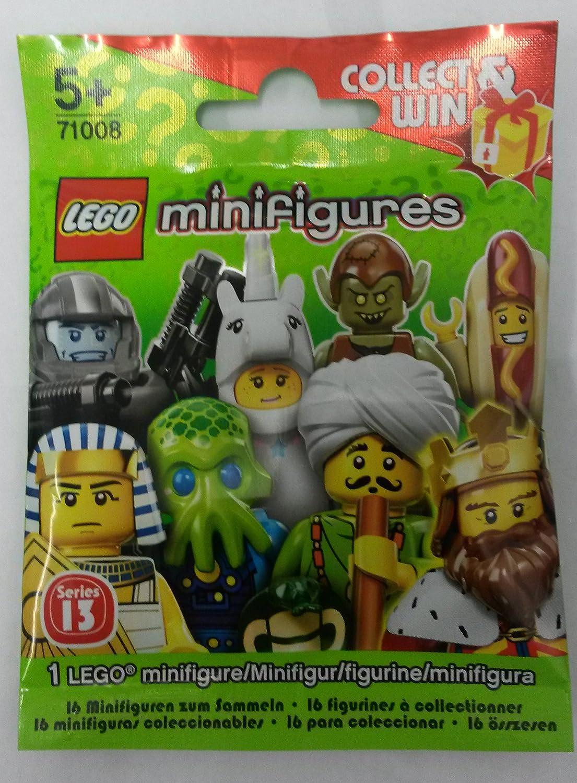Mini Personaggio Lego Serie 13 - 71008 - Sceriffo Lego Serie 13