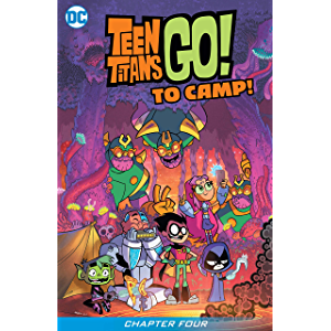 Teen Titans Go! To Camp (2020) #4