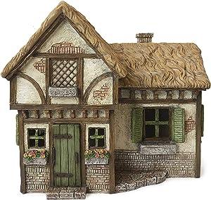 Bristol House for Miniature Garden, Fairy Garden
