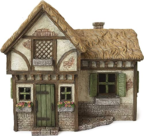 Bristol House for Miniature Garden, Fairy Garden