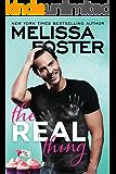 The Real Thing (Sugar Lake Book 1) (English Edition)