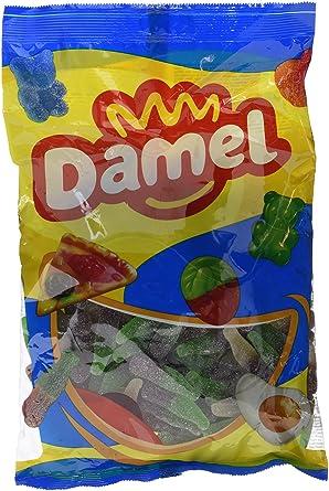 Damel - Gominolas - Sabor a cola - 1 kg - [pack de 2 ...
