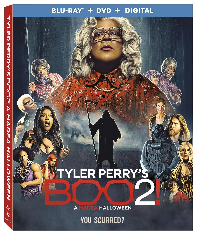 Amazon com: Tyler Perry's Boo 2! A Madea Halloween [Blu-ray