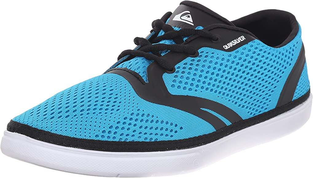7b51adf7cc4 Amazon.com: Quiksilver Men's Oceanside Shoe, Blue/Black/White, 6 M ...