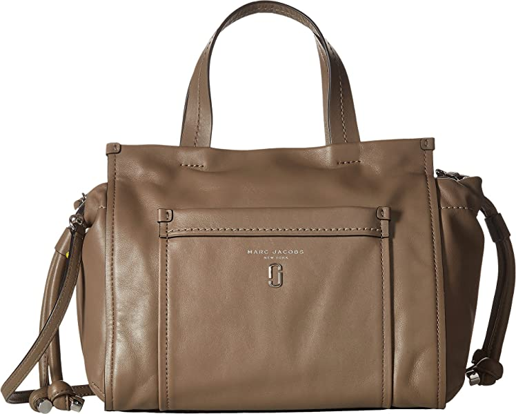 98767a8be034 Amazon.com  Marc Jacobs Women s Tied Up Tote Mushroom One Size  Shoes