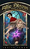 Allie Strom and the Ring of Solomon: Eternal Light Saga (Bringer of Light Book 1)