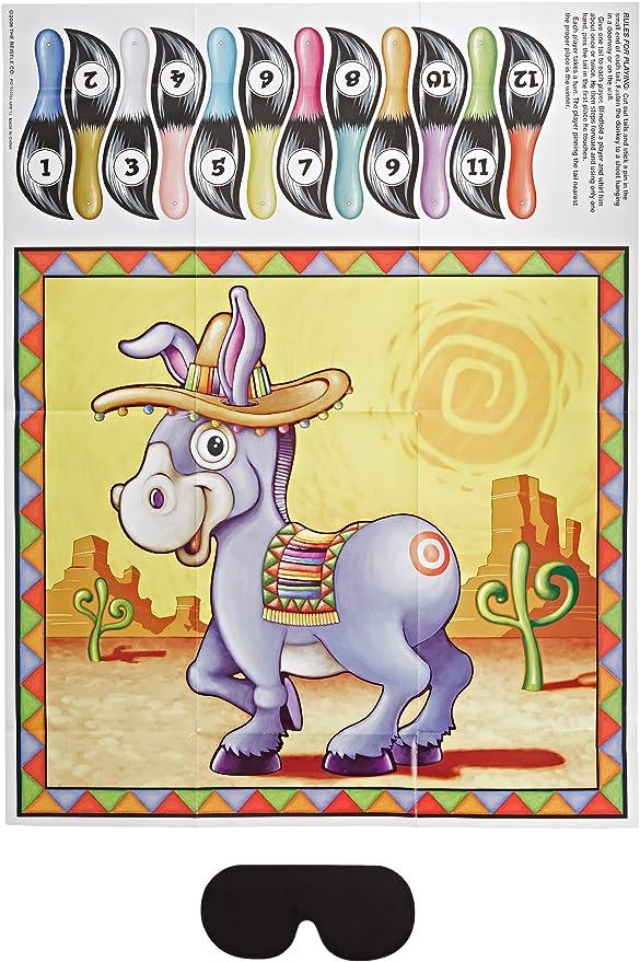 New Donkey Set Mask + Tail