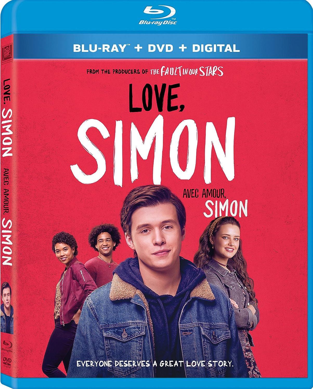 Love Simon (2018) 720p Dual Audio [ Hindi – English ] BluRay Esubs Movie