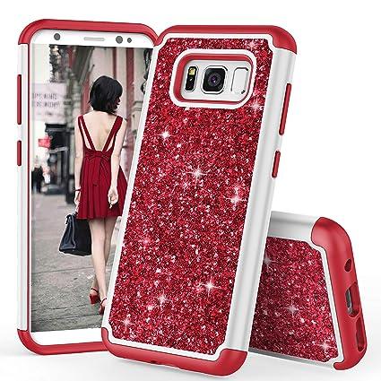 Amazon.com: Funda para Galaxy S8, S8 para niñas y mujeres ...