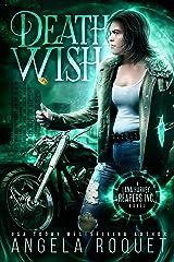 Death Wish (Lana Harvey, Reapers Inc. Book 5) Kindle Edition