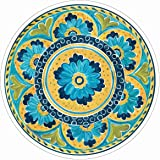 Thirstystone Stoneware Coaster Set, Mexican Tile