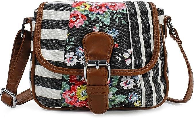 Scarleton Bunny Drawstring Handbag H2069
