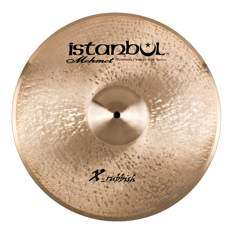 Istanbul Mehmet Cymbals X-Perience Series X-Rubbish Crash Cymbals XR-C (18