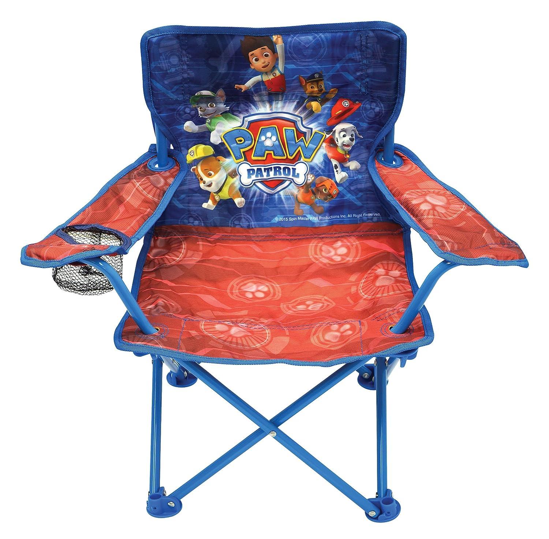 Paw Patrol Fold N Go Patio Chairs Kids Foldable Folding