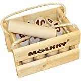 Mölkky - 52501 - Jeu de Plein Air version luxe