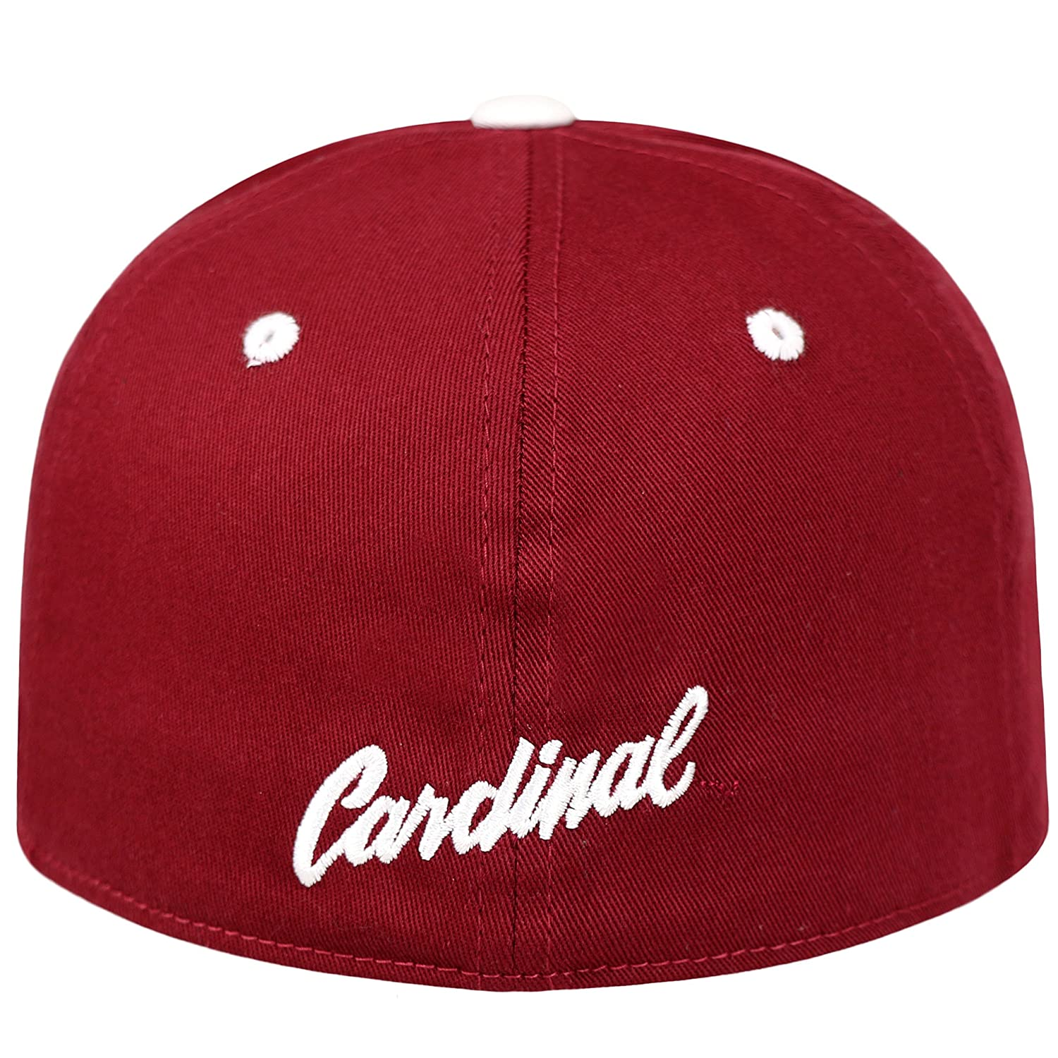 new style c694d ad94f Amazon.com   NCAA Stanford Cardinal Child One-Fit Hat, Crimson   Baseball  Caps   Sports   Outdoors