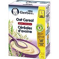 Gerber Baby Cereal, Oat, Add Water, 227-Gram
