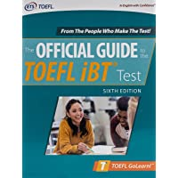 Official Guide to the TOEFL IBT Test, Sixth Edition