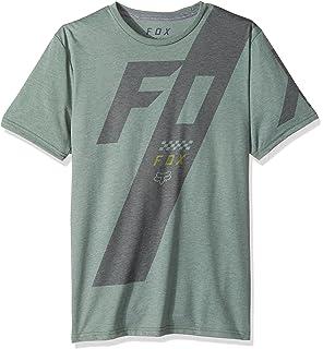 Fox Racing Legacy Polo Shirt Medium Heather Graphite