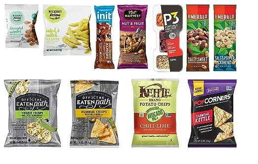 FREE Snack Sample Box after Af...