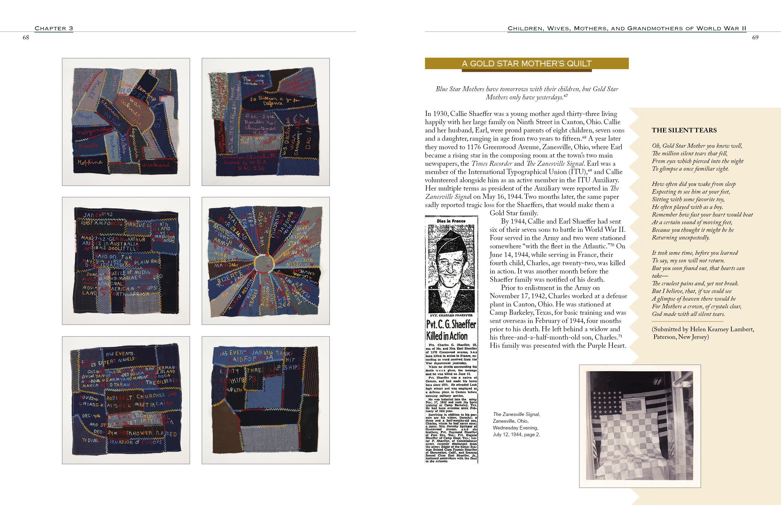 World War II Quilts by Schiffer (Image #5)