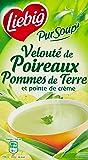Liebig de Poireaux Pommes de Terre et Pointe de Crème la Briques 1 Litre