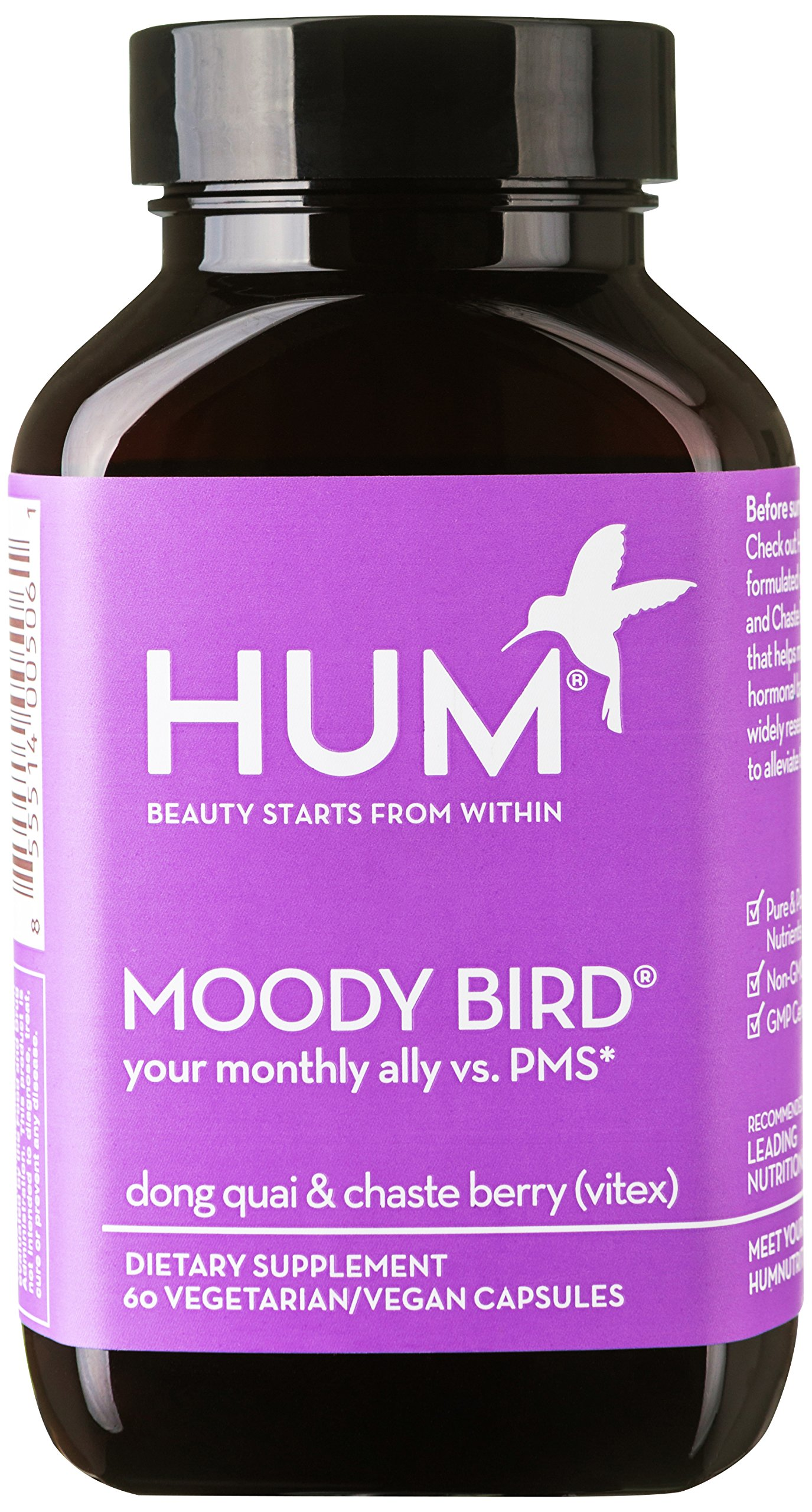 Amazon.com : Hum Nutrition - Big Chill - Calming Support, 30 Capsules : Beauty