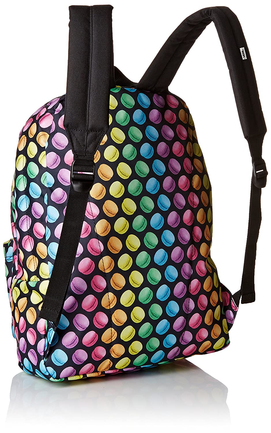ff0ca4a79b Vans Realm, Women's Backpack, Multicolor (late Night/black/macaroons), One  Size: Amazon.co.uk: Luggage