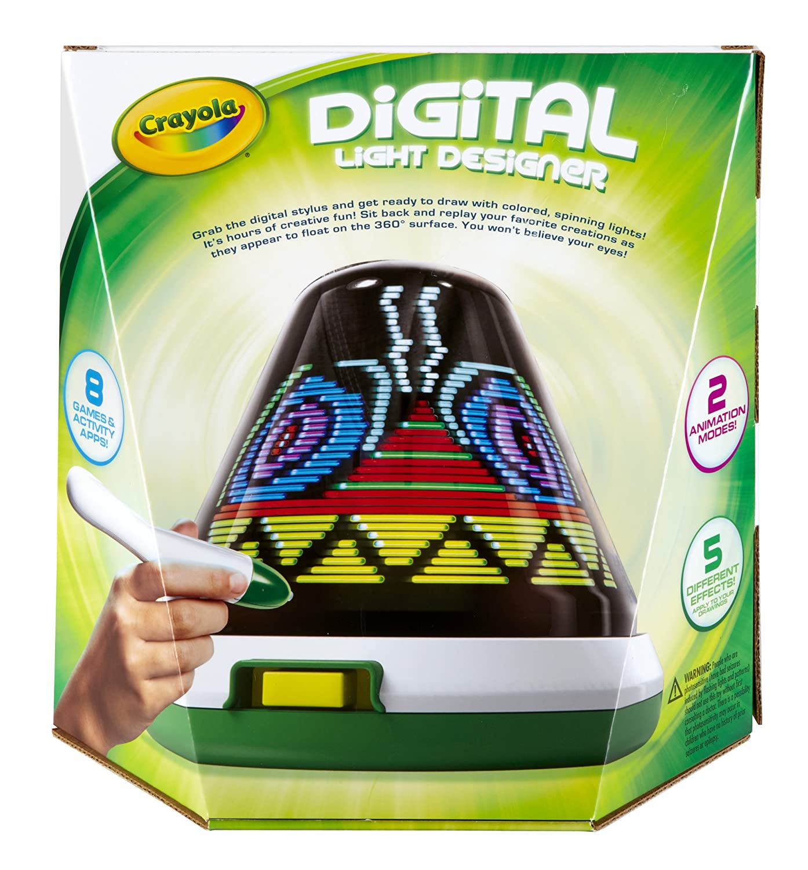Amazon Crayola Light Designer74 7033 Toys Games
