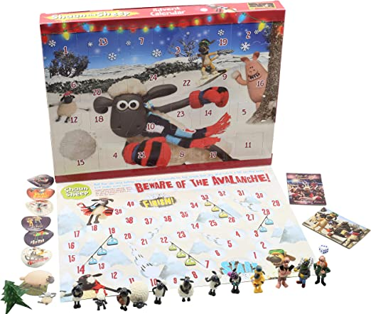 Shaun the Sheep The Movie Characters/' Figures in Blind Bag-15 bags-Value /& Fun!