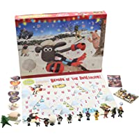 Shaun the Sheep Kids Advent Calendar Wallace and Gromit Christmas Calendars for Kids Board Game Gift Box