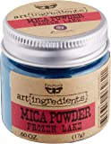 Prima Marketing Finnabair Art Ingredients Mica Powder, 0.6 oz, Frozen Lake