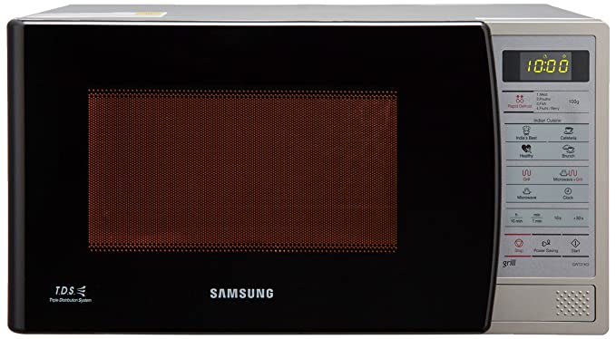 Samsung Microwave Cooking Ebook