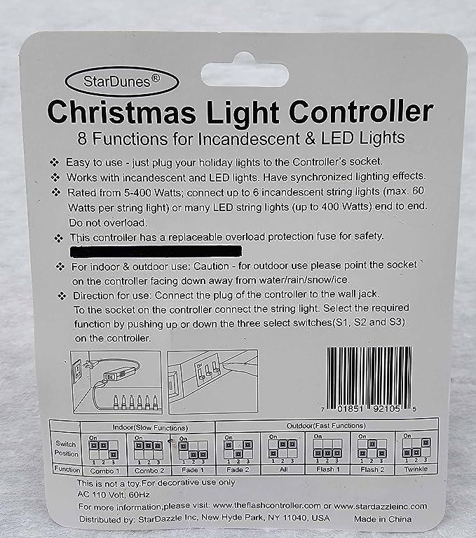 amazoncom stardunes christmas light controller home kitchen