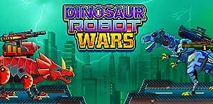 Dinosaur Robot Wars by Vinanet Joint Stock Company