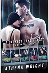 Darkest Days: The Complete Rock Star Romance Series Box Set Kindle Edition